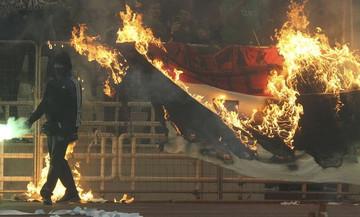 Οπαδός του Παναθηναϊκού έχασε το μάτι του στα επεισόδια του ΟΑΚΑ