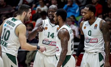 EuroLeague: Στο ΟΑΚΑ με Μπασκόνια ο Παναθηναϊκός