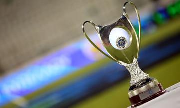 Κύπελλο Ελλάδας: Το πρόγραμμα της ημιτελικής φάσης