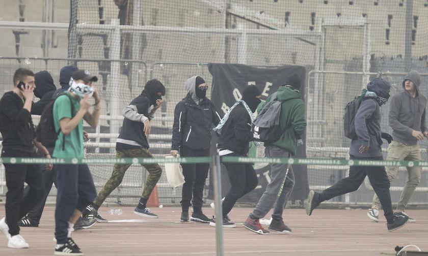 Ομάρ: «Οι οπαδοί ήταν επιθετικοί και προκάλεσαν χάος»
