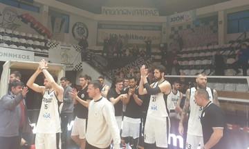 Α2 μπάσκετ: Μεγάλη νίκη ο Απόλλων Πατρών!
