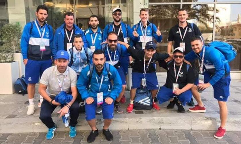 Πρωταθλήτρια κόσμου η ελληνική ομάδα special olympics!