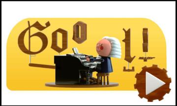 Google: Το πρώτο doodle τεχνητής νοημοσύνης για τον Γιόχαν Σεμπάστιαν Μπαχ!