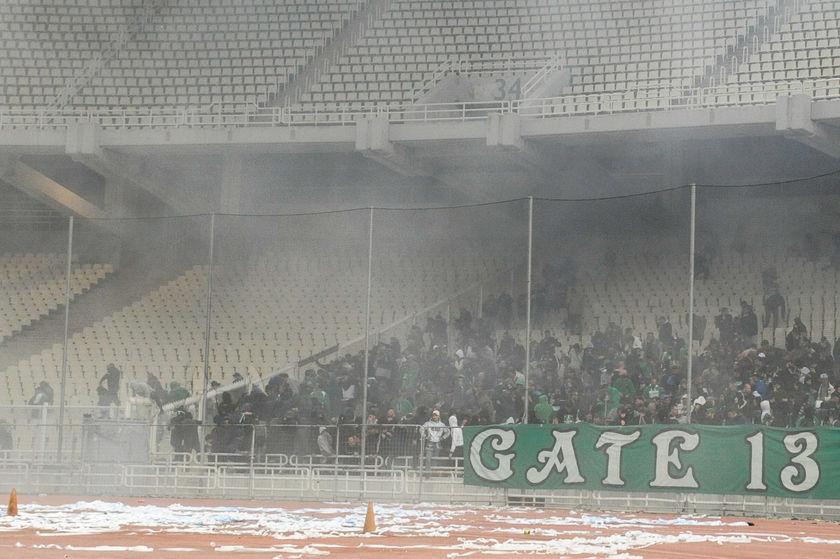 Ο Γιαννακόπουλος απειλεί τους οπαδούς του ΠΑΟ...