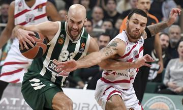 EuroLeague: Δύσκολη αποστολή στο Μιλάνο για τον Παναθηναϊκό