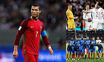 Προκριματικά Euro 2020: Στο «χορό» Αγγλία, Γαλλία, Πορτογαλία με Ρονάλντο