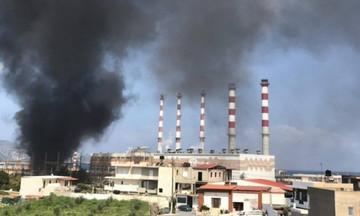 Γενικό μπλακ-άουτ στην Κρήτη - Έκρηξη σε σταθμό της ΔΕΗ