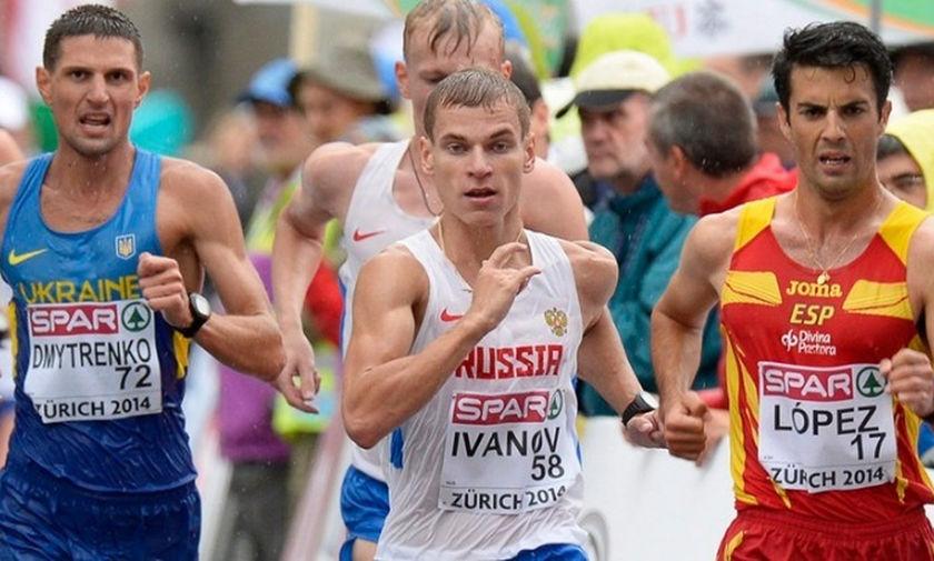 Ντοπαρισμένος ο Ιβάνοφ, τιμωρήθηκε με τριετή αποκλεισμό