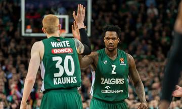 Ζαλγκίρις-Νταρουσάφακα 94-67: Στο ΣΕΦ με κίνητρο οι Λιθουανοί (vid)