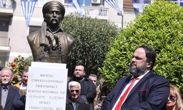 Ο Βαγγέλης Μαρινάκης και ο Νικηταράς ο «τουρκοφάγος»