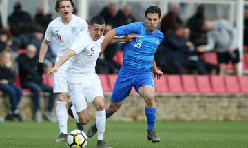 Elite Round: Σπουδαία νίκη για την Εθνική Νέων, 2-1 την Αγγλία