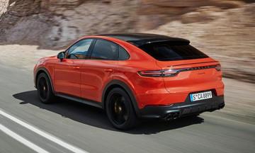 H Porsche Cayenne έγινε Coupe (vid)