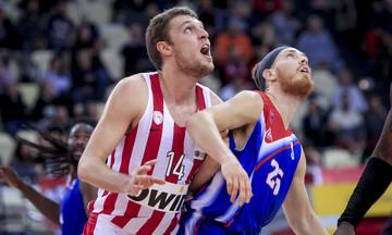 Basket League: Στο Π. Φάληρο ο Ολυμπιακός