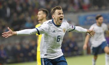 Euro 2020: Τεσσάρα η Ρωσία, ξεκίνησε με το δεξί η Ουαλία (higlights)