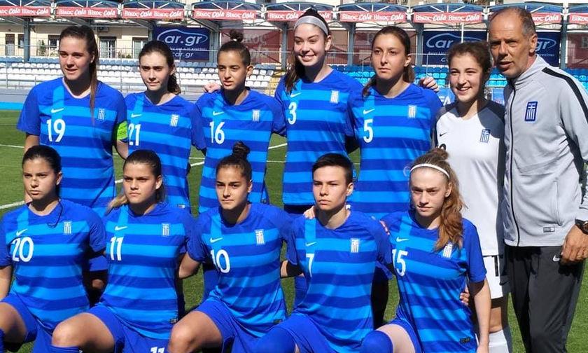 Euro K17 Γυναικών: Ένα βήμα πιο κοντά στην πρόκριση η εθνική