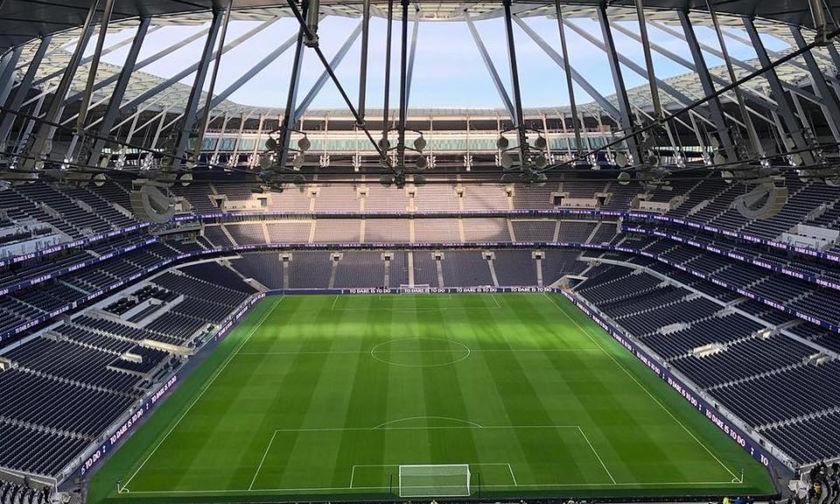 Άνοιξε τις πύλες του το νέο γήπεδο της Τότεναμ (pics & vids)