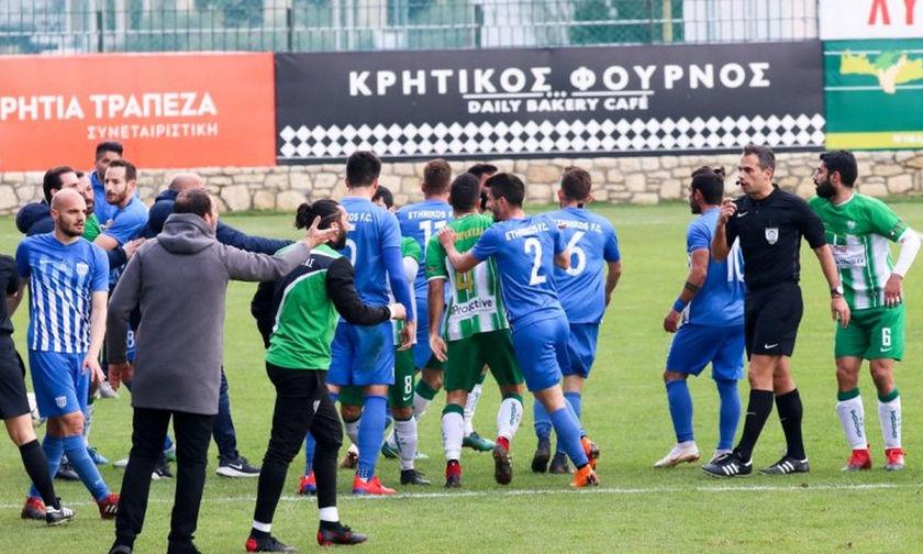 Εθνικός: «Καληνύχτα ελληνικό ποδόσφαιρο, είσαι άξιο των διοικούντων σου»