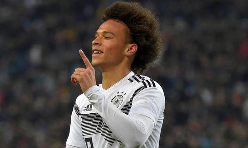 Ολλανδία-Γερμανία 0-1: Ο Σανέ ανοίγει το σκορ (vid)