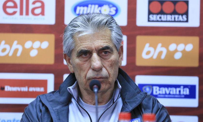 Αναστασιάδης: «Παίζουμε παντού για τη νίκη»
