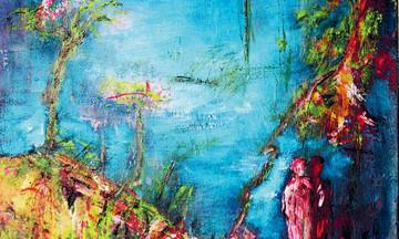 Εκθεση έργων της Γ. Παπαδάκη στην γκαλερί Cube της Πάτρας