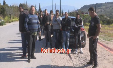 Συναγερμός στην Κόρινθο - Ρομά πλησιάζουν το σπίτι του δράστη