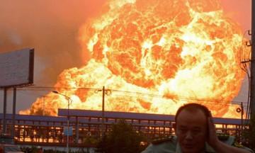 Εκρηξη σε εργοστάσιο χημικών στην Kίνα: 78 νεκροί - 570 τραυματίες (vid)
