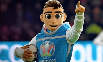 EURO 2020: Αυτή θα είναι η μασκότ της διοργάνωσης (pic)