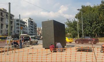 Έτοιμο το άγαλμα του Μεγάλου Αλεξάνδρου στο κέντρο της Αθήνας (pic)