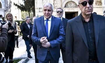 Οι προσωπικότητες στο «αντίο» για τον Θανάση Γιαννακόπουλο (pics)