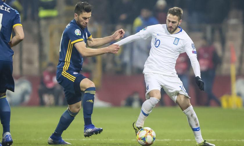 Βοσνία - Ελλάδα 2-2: Βαθμός-«χρυσάφι» παρά το κάκιστο ξεκίνημα!