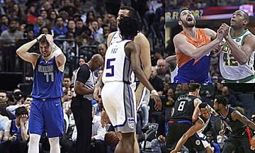 Προκρίθηκαν στα playoffs Σέλτικς και Κλίπερς, «λύγισε» ο σούπερ Ντόντσιτς (vids)
