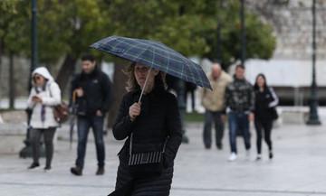 Εκτακτο δελτίο επιδείνωσης καιρού: Σφοδρές καταιγίδες, χαλάζι και θυελλώδεις άνεμοι