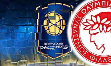 Μοναδικός πρεσβευτής της Ελλάδας στο ICC ο Ολυμπιακός!