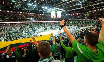 Ζαλγκίρις, η ομάδα με τους περισσότερους θεατές στην ιστορία της Euroleague (pic)