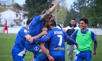 Τα highlights του αγώνα Απόλλων Λάρισας-Απόλλων Πόντου 3-1