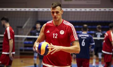 O Γκάβιν Σμιτ MVP 21ης αγωνιστικής της Volley League 2018-19