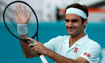 Miami Open: «Σβηστά» στα προημιτελικά ο Φέντερερ