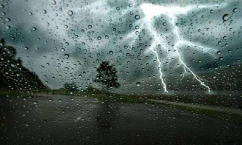 Βροχές, καταιγίδες και θυελλώδεις άνεμοι σήμερα -Ποιες περιοχές θα «σαρώσει» η κακοκαιρία