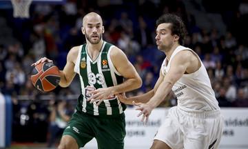 EuroLeague: Με Ρεάλ στο ΟΑΚΑ ο Παναθηναϊκός