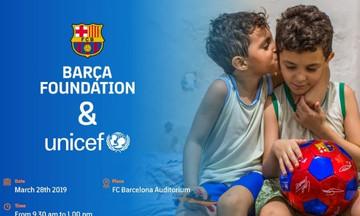 Η Μπαρτσελόνα δίνει ελπίδα στα προσφυγόπουλα της Λέσβου με γήπεδα ονείρων