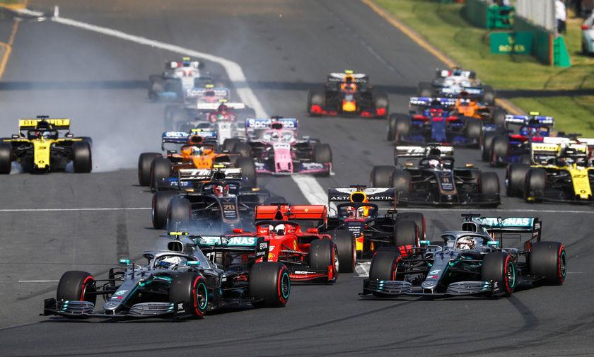 Formula 1: Το τηλεοπτικό πρόγραμμα του σαββατοκύριακου