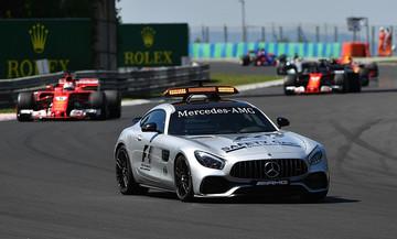 Σαν σήμερα εμφανίστηκε το πρώτο αυτοκίνητο ασφαλείας στη Formula 1