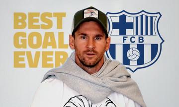 Ο Μέσι το καλύτερο γκολ στην ιστορία της Μπαρτσελόνα (vids)