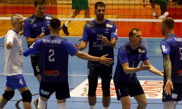 Volleyleague ανδρών: Ο Ολυμπιακός με την ΑΕΚ στα πλέι οφς (πρόγραμμα, βαθμολογία)