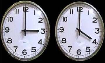 Αλλάζει η ώρα τα ξημερώματα της Κυριακής - Τι θα δείξουν τα ρολόγια μας  (31/3)