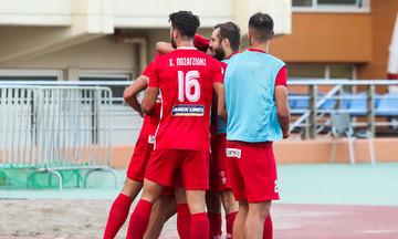 Football League: Δεύτερος ο Πλατανιάς, 4-0 τον Ηρόδοτο (βαθμολογία)