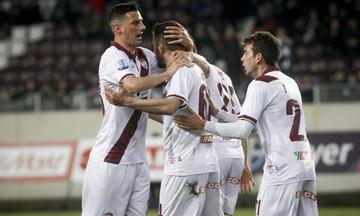 ΑΕΛ - Αστέρας Τρίπολης 2-1: Με υπογραφή Μόρα