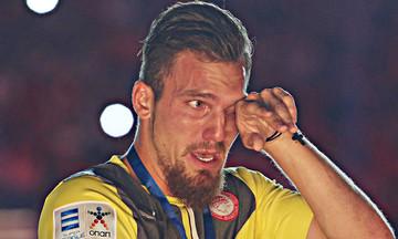 Το κλάμα του Μέγιερι και η επιστροφή του στο «Γ. Καραϊσκάκης» (pics, vid)