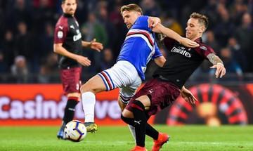 Serie A: Ήττα της Μίλαν... ελέω Ντοναρούμα