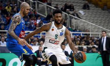 Basket League: Στο Περιστέρι ο Παναθηναϊκός